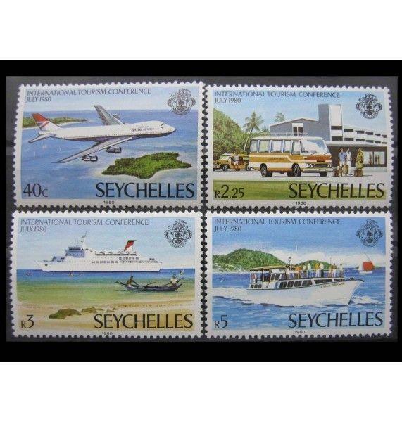 """Сейшельские Острова 1980 г. """"Всемирная конференция по туризму"""""""