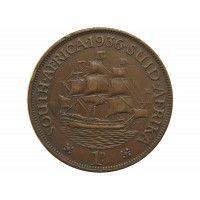 Южная Африка 1 пенни 1936 г.