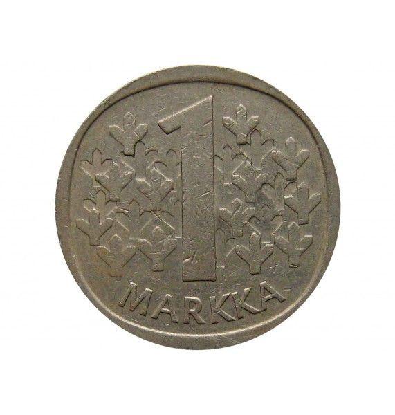 Финляндия 1 марка 1976 г.