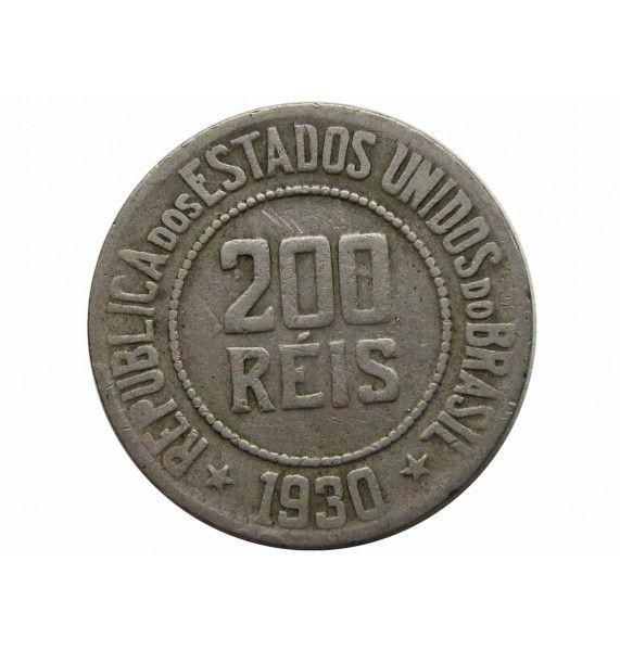 Бразилия 200 рейс 1930 г.