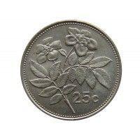 Мальта 25 центов 1986 г.