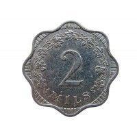 Мальта 2 милс 1972 г.