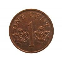 Сингапур 1 цент 1994 г.