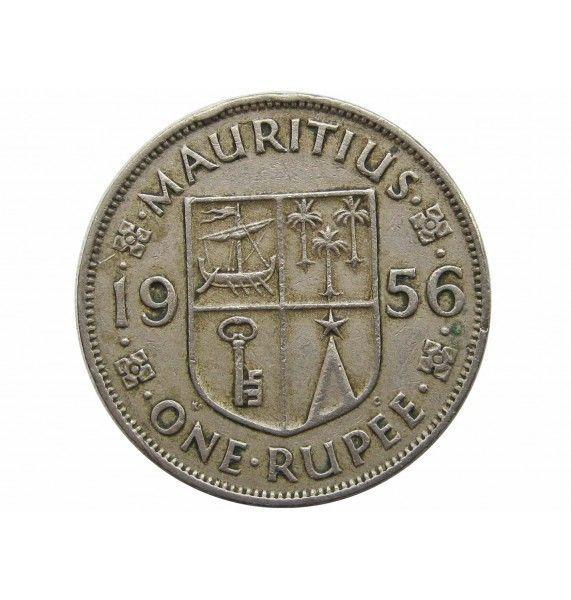 Маврикий 1 рупия 1956 г.