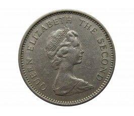 Джерси 5 новых пенсов 1968 г.