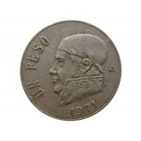 Мексика 1 песо 1971 г.