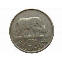 Малави 1 флорин 1964 г.