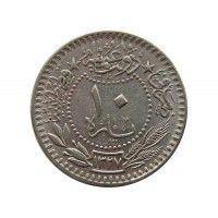 Турция 10 пара 1327/7 (1915) г.