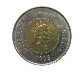Канада 2 доллара 1996 г.