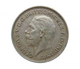 Великобритания 6 пенсов 1936 г.