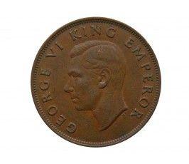 Новая Зеландия 1 пенни 1942 г.