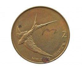 Словения 2 толара 2004 г.