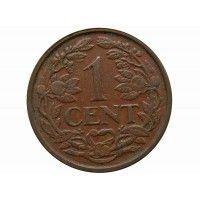 Суринам 1 цент 1957 г.