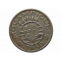 Мозамбик 2,5 эскудо 1965 г.