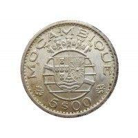 Мозамбик 5 эскудо 1960 г.