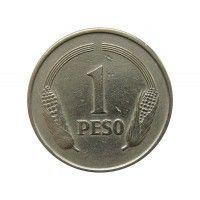 Колумбия 1 песо 1975 г.