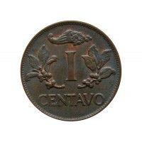 Колумбия 1 сентаво 1967 г.