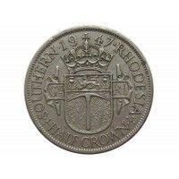 Южная Родезия 1/2 кроны 1947 г.