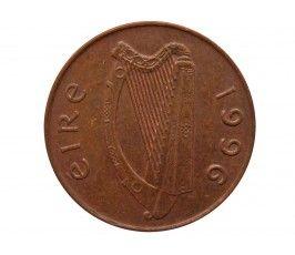Ирландия 1 пенни 1996 г.