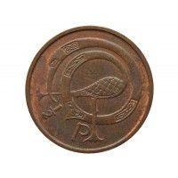 Ирландия 1/2 пенни 1971 г.