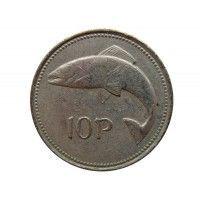 Ирландия 10 пенсов 1993 г.