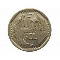 Перу 1 новый соль 1994 г.