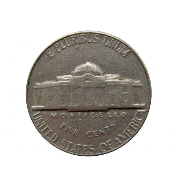 США 5 центов 1964 г.