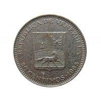 Венесуэла 50 сентимо 1965 г.
