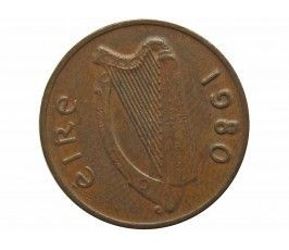 Ирландия 1 пенни 1980 г.