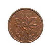 Канада 1 цент 1986 г.
