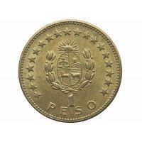 Уругвай 1 песо 1965 г.