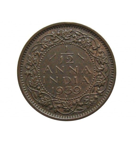 Индия 1/12 анны 1939 г. (b)