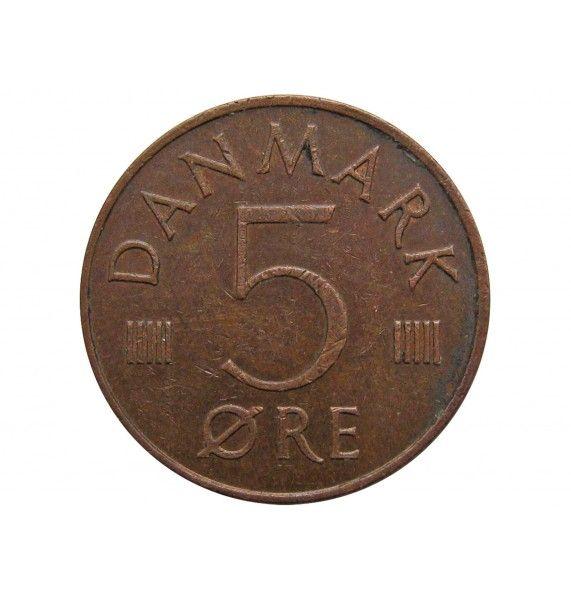 Дания 5 эре 1978 г.
