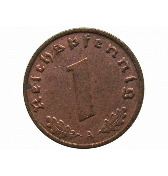 Германия 1 пфенниг 1938 г. A