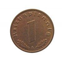 Германия 1 пфенниг 1939 г. A