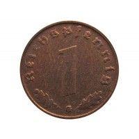 Германия 1 пфенниг 1939 г. G