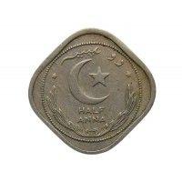 Пакистан 1/2 анны 1948 г.