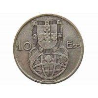 Португалия 10 эскудо 1954 г.