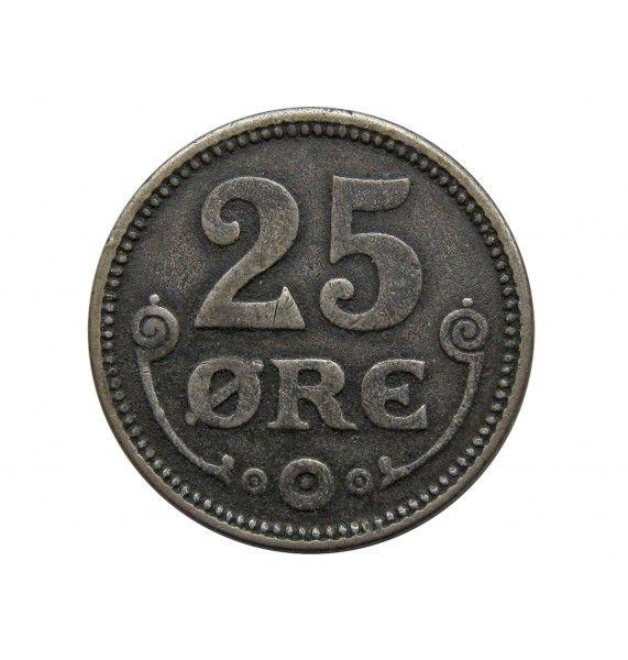 Дания 25 эре 1919 г.