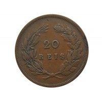 Португалия 20 рейс 1892 г.