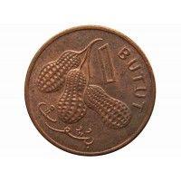 Гамбия 1 бутут 1971 г.