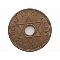 Нигерия 1/2 пенни 1959 г.
