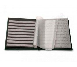 Альбом для марок Leuchtturm Basic LS 4/8 (формат A4)