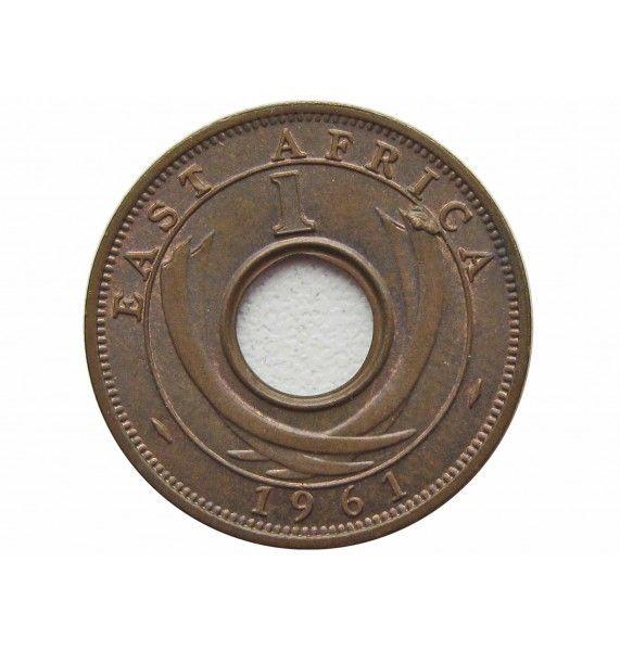 Британская Восточная Африка 1 цент 1961 г.