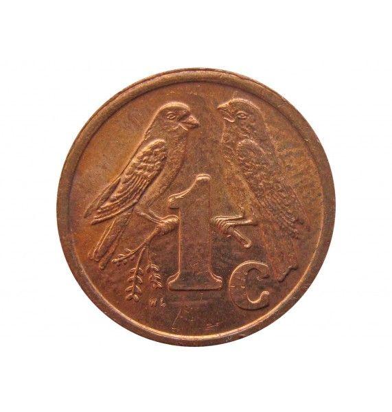 Южная Африка 1 цент 1998 г.