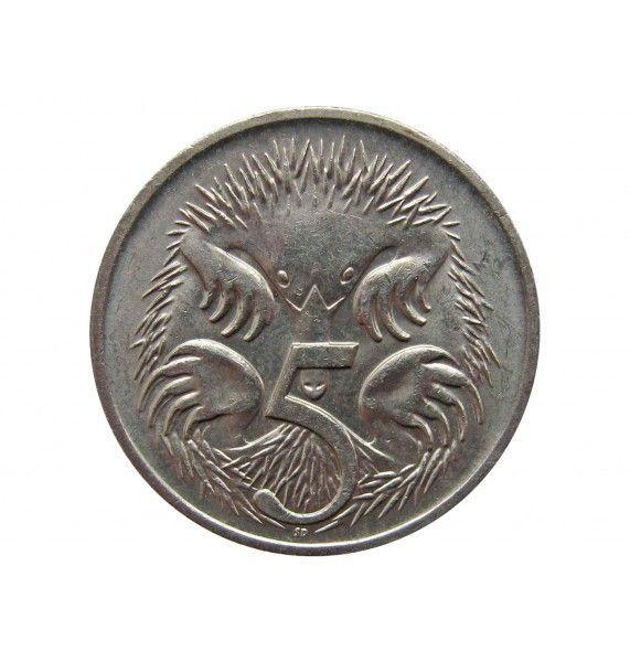 Австралия 5 центов 1999 г.