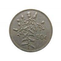 Мальта 50 центов 1986 г.