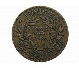 Тунис 1 франк 1926 г.