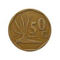Южная Африка 50 центов 1993 г.