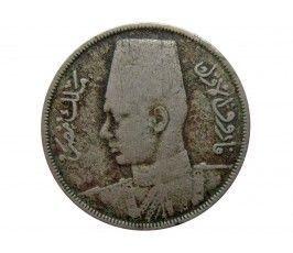 Египет 10 миллим 1938 г.